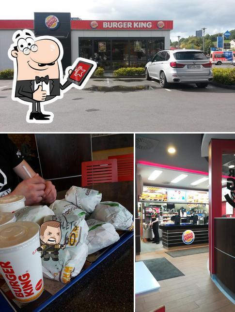 """Взгляните на снимок фастфуда """"Burger King"""""""