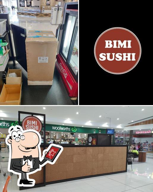 "Здесь можно посмотреть фото фастфуда ""Bimi Sushi"""