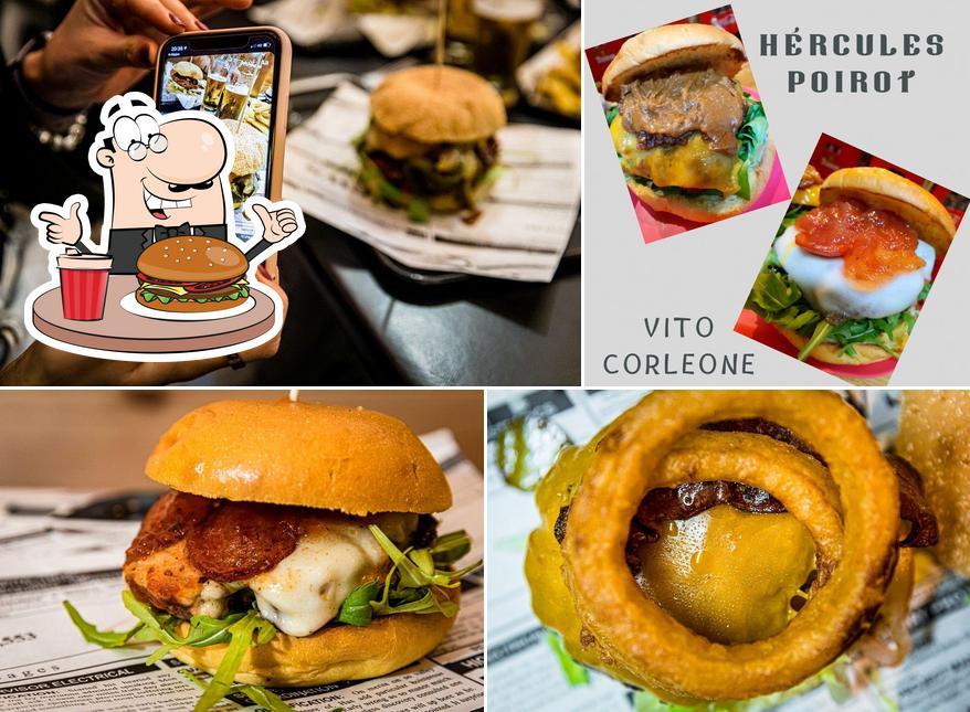 Pide una hamburguesa en Bigotu2