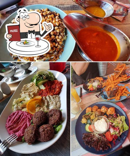 Food at Sarah's - Mediterranean Secret