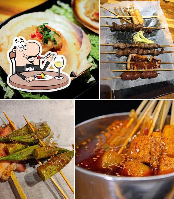 Meals at Chuan Kee