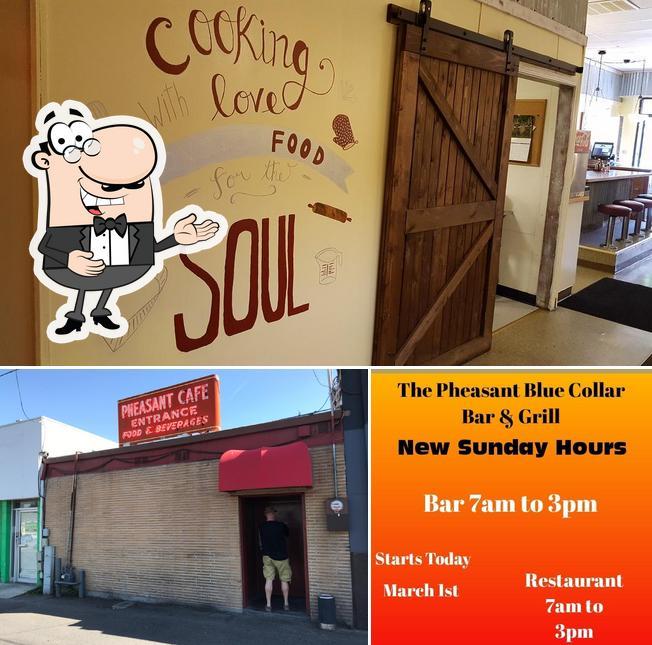 The Pheasant Blue Collar Bar & Grill image
