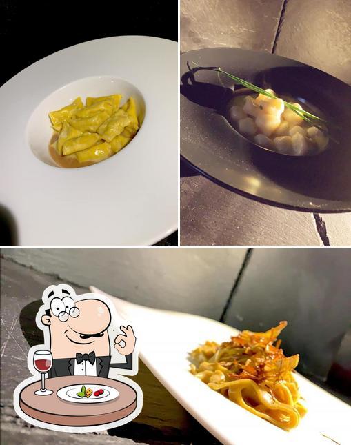 Food at La Costanza