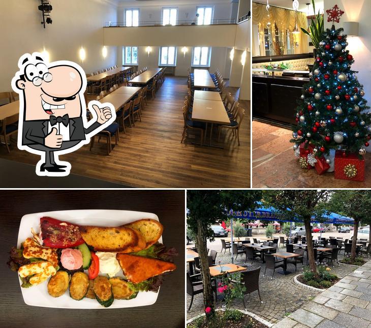 Voir cette image de Griechisches Restaurant Poseidon