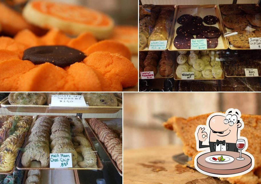 Meals at Half Moon Bay Bakery