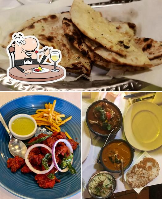 Meals at Dhakshin Authentic South Indian Cuisine