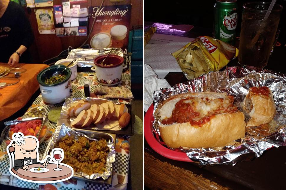 Food at Carusos