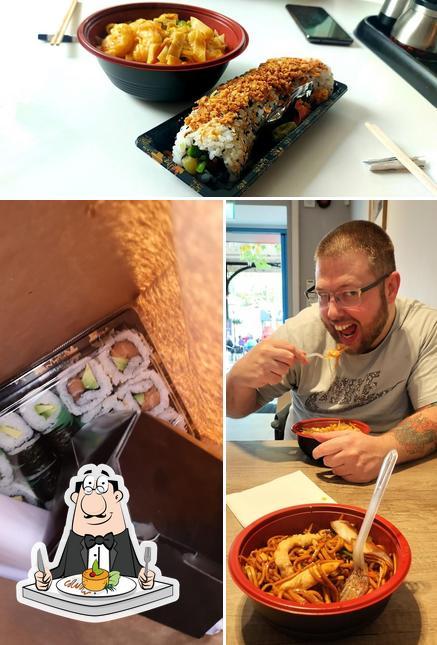 Food at Woyo