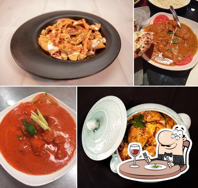 Food at Zayka Indian Cuisine