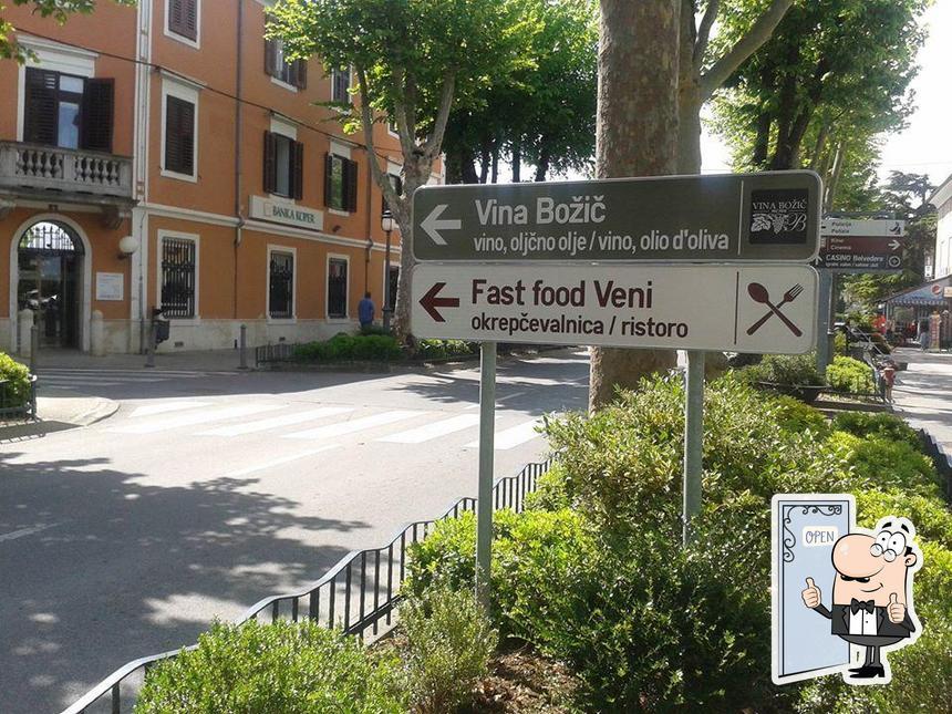 Fast food Veni picture