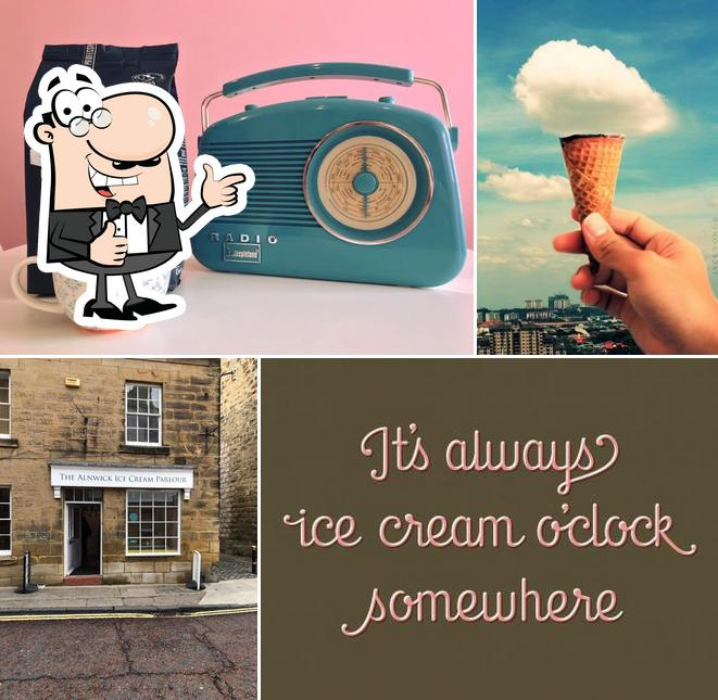 See this pic of The Alnwick Ice Cream Parlour