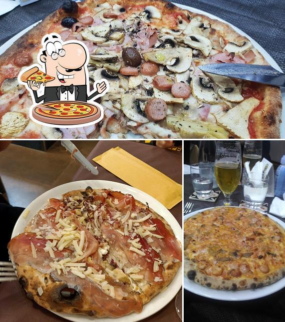 Ordina una pizza a Santa Chiara