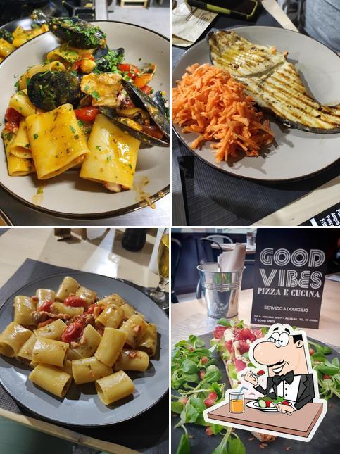 Platti al Good Vibes - Pizza e Cucina