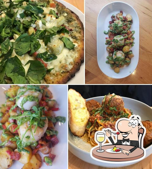 Meals at Sugo on Surrey