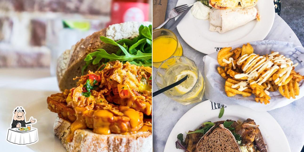 Food at Teds Leiden – All Day Brunch