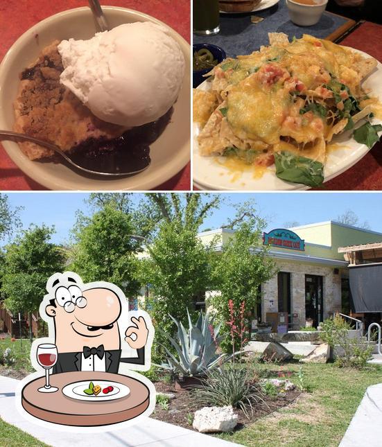 Meals at Bouldin Creek Cafe