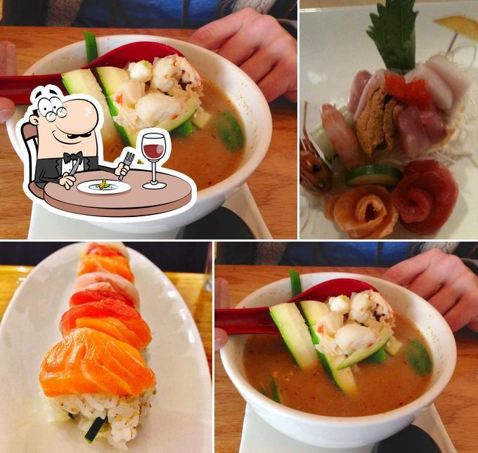 Food at Super Fusion Cuisine