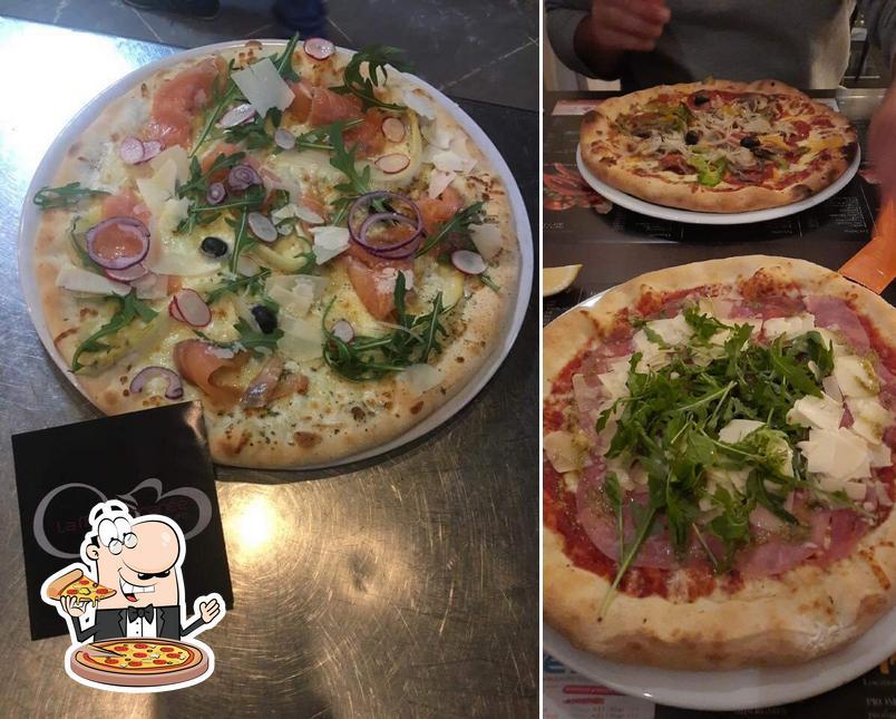 Commandez des pizzas à La Méditerranée del Bulto