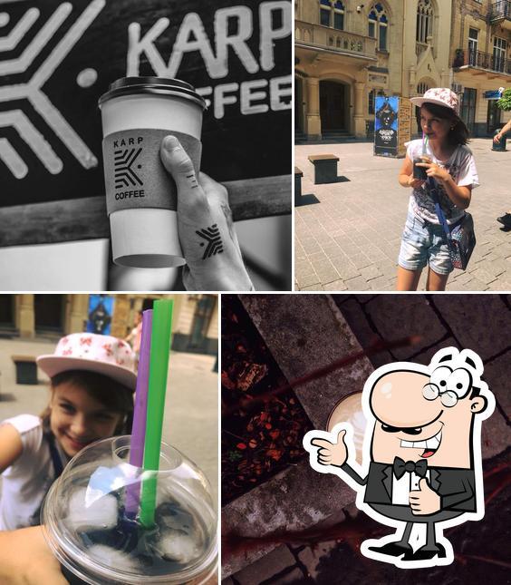 Here's a pic of KARP Coffee