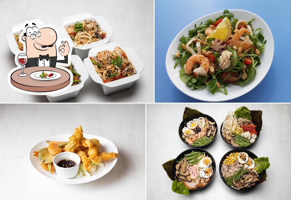 Food at Tomyam Restauracja