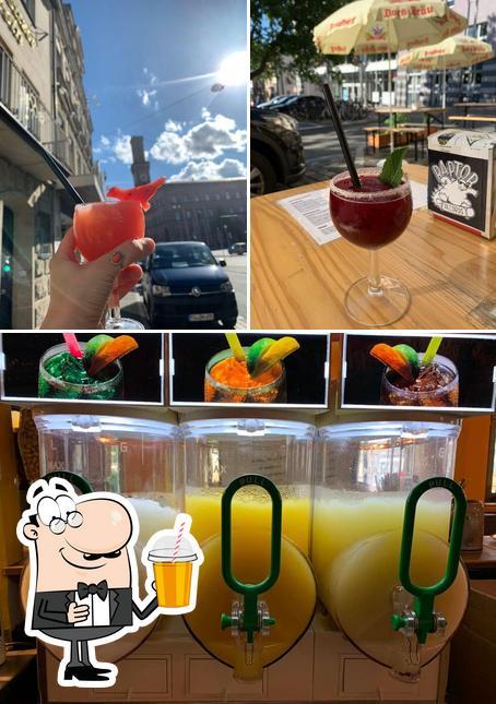 Насладитесь напитками из бара BOCA