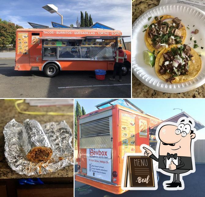Vea esta imagen de Tacos El Milagro