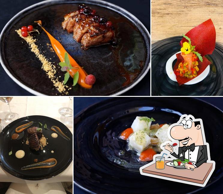Comida en Restaurante Ikaitz