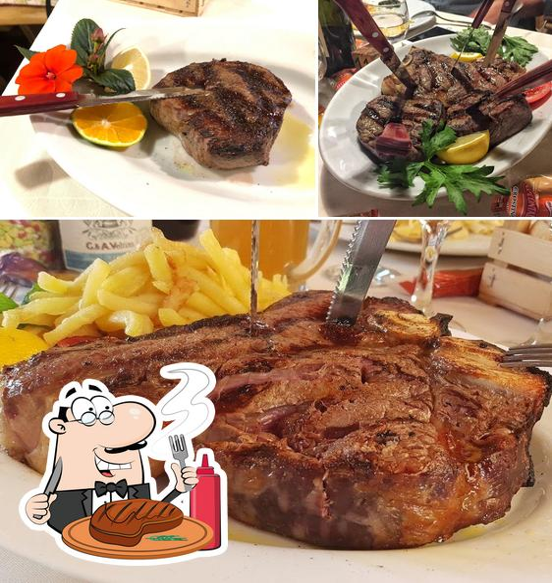 "Отведайте блюда из мяса в ""Al Mas"""