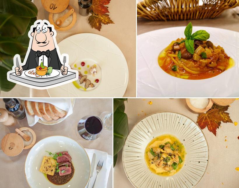 Meals at Restavracija Hotela Marina