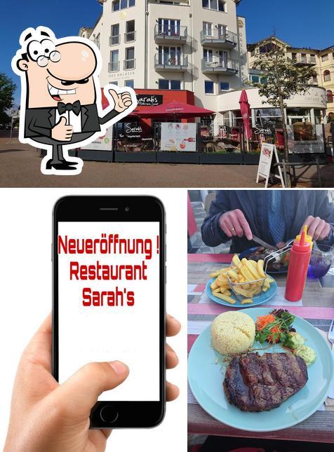 See this photo of Sarah's - Mediterranean Secret