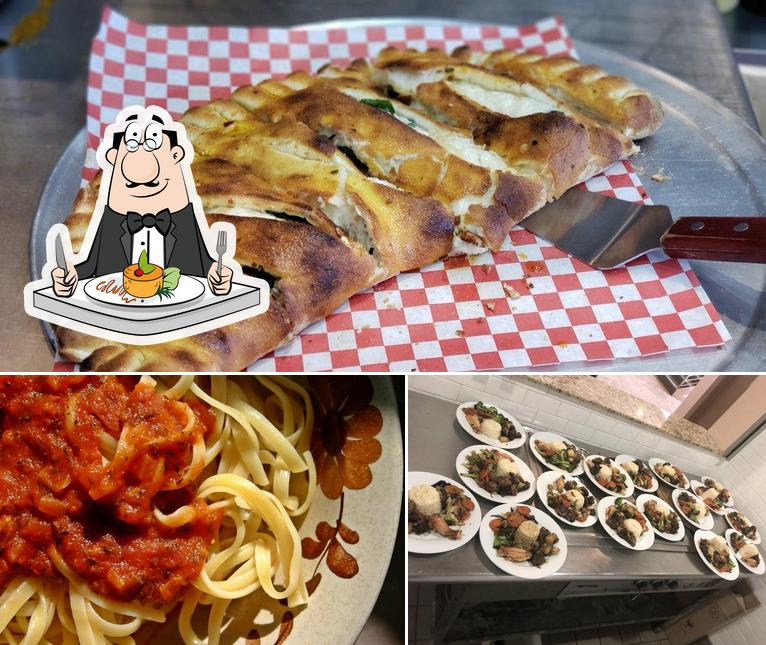 Meals at Mr Pizza Man San Mateo