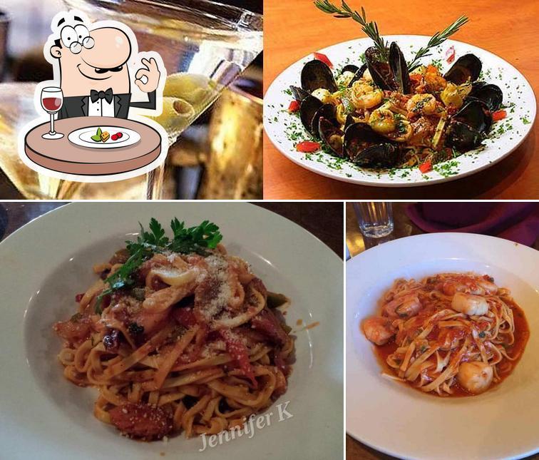 Meals at Remezzo