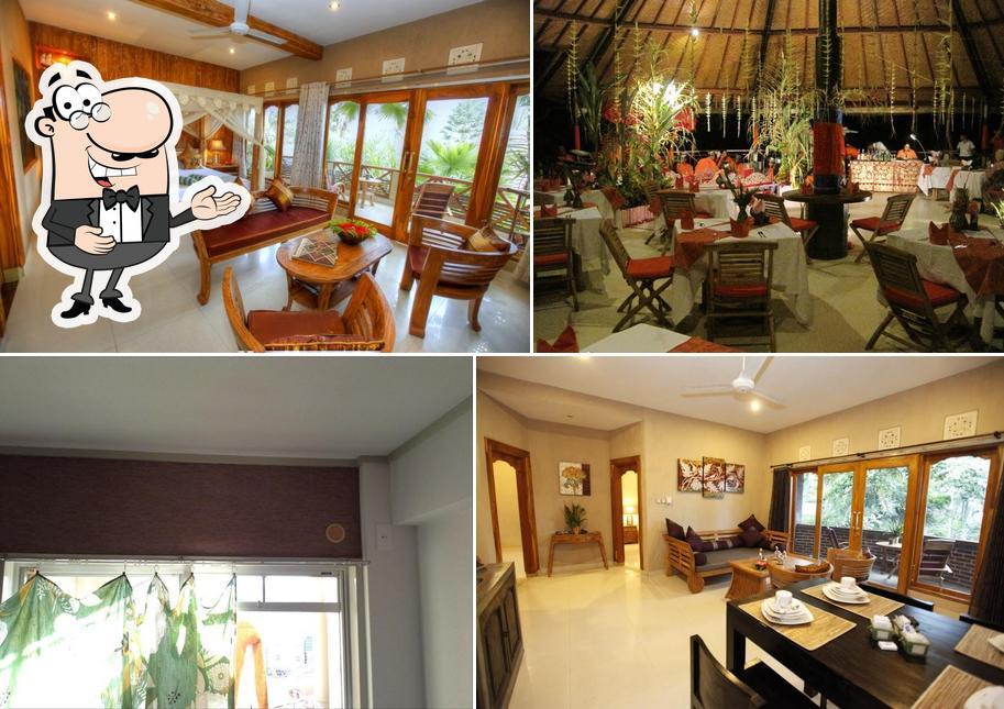 Here's a picture of Puri Dajuma Beach Eco-Resort & Spa
