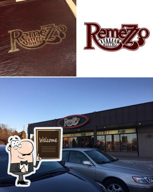 See this pic of Remezzo