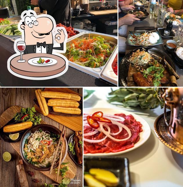 Meals at Maison de BaN