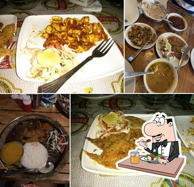 Food at sumaya