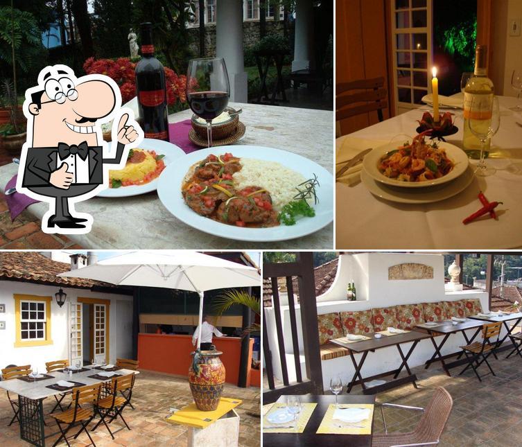 See this photo of VILLA MONACO - Restaurante & Patio