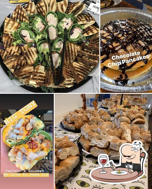 Food at Pantanos Kitchen