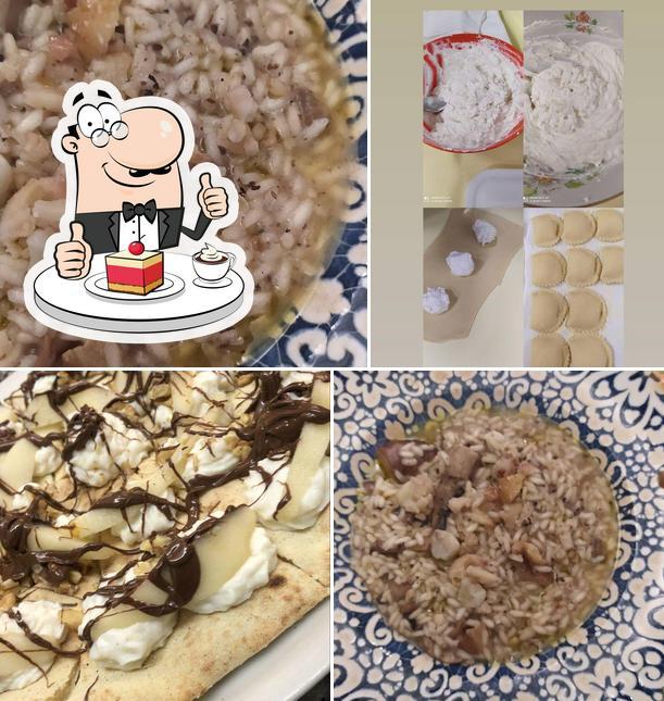 Archi Ri Ronna Pippa propone un'ampia gamma di dolci