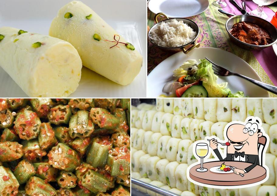 Gerichte im Halal Food by Faliqshah , مطعم حلال