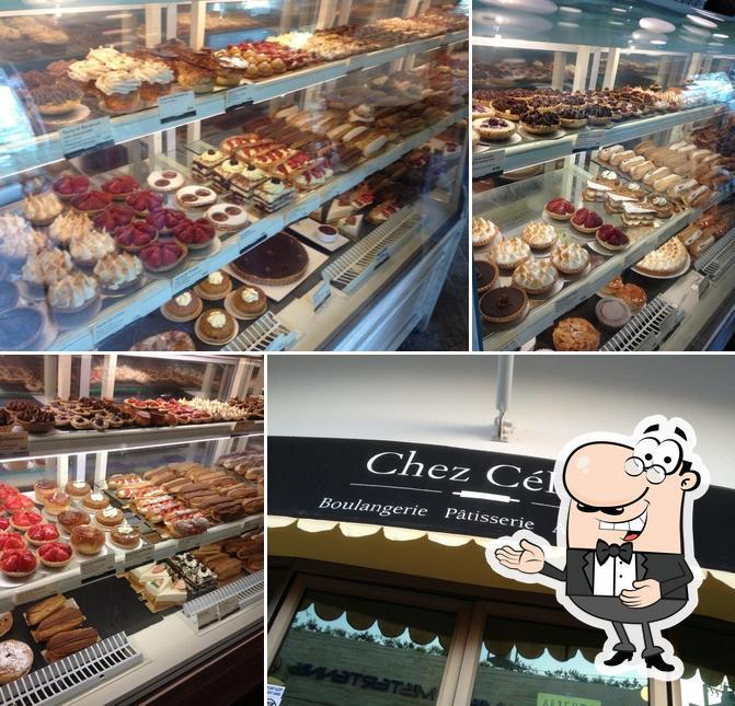 """Здесь можно посмотреть фотографию ресторана """"Chez Céline"""""""
