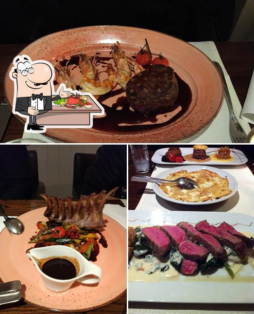 Get seafood at KDW