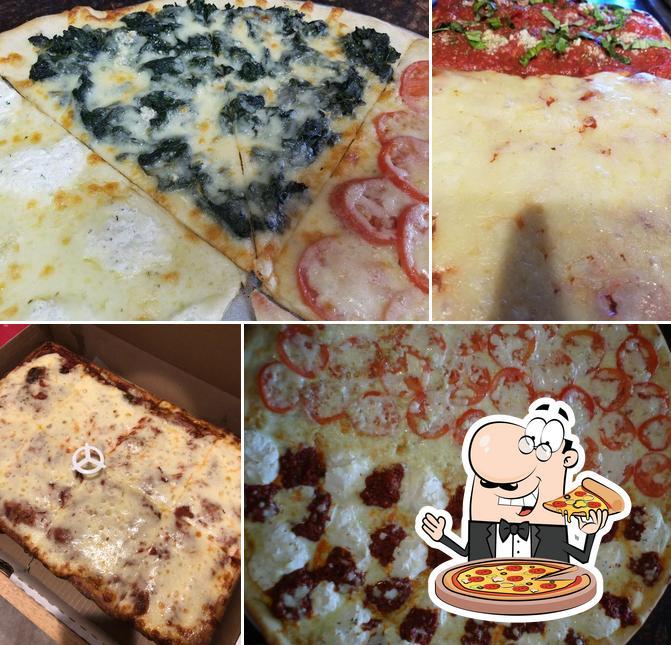 Pide una pizza en EuroItalia Pizza