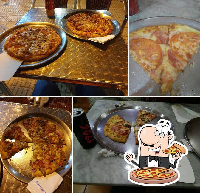 Disfruta de sus distintos formatos de pizza