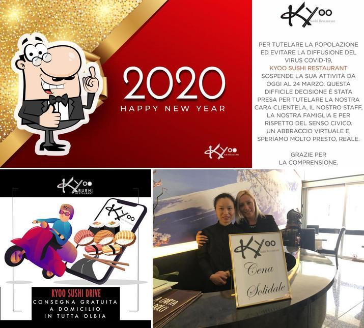 Guarda questa foto di Kyoo sushi restaurant (A La Carta)