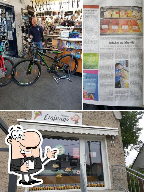 See this pic of Eiscafé Eisjunge