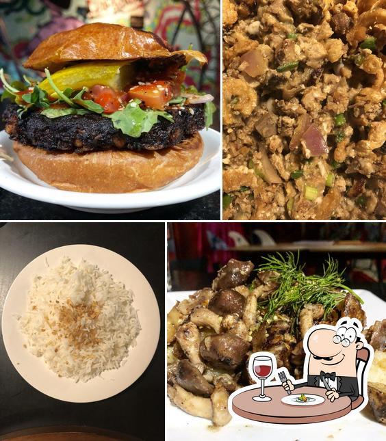 Food at sPACYcLOud