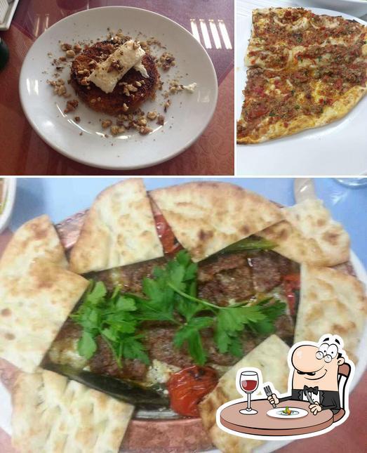 Meals at Efes Pide Ve Kebap Salonu