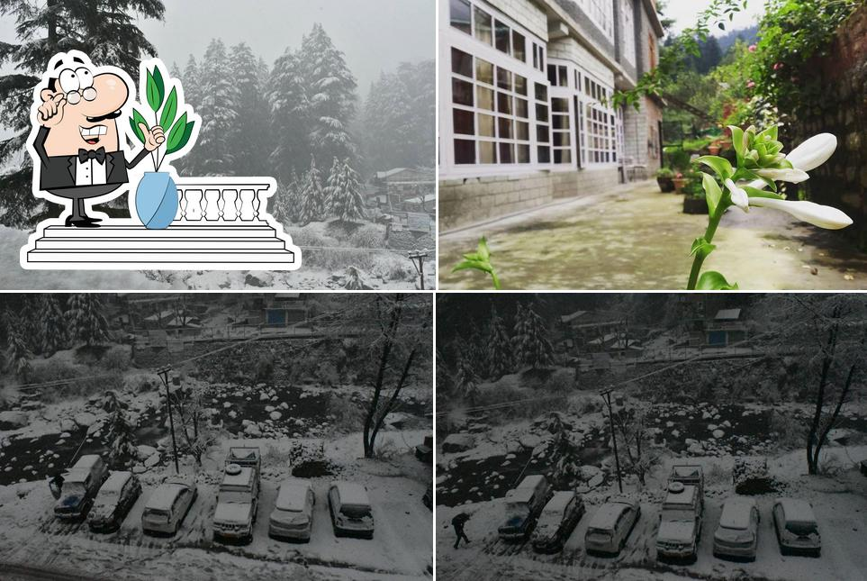 Check out how Hotel Satkar Residency Manali looks outside