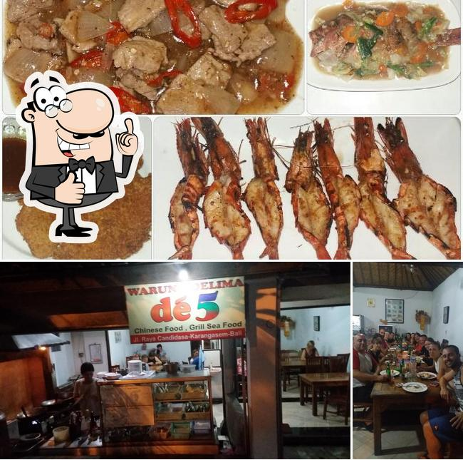 See the image of Warung Makan De 5